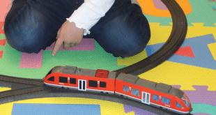 """Maerklin myworld Eisenbahn 310x165 - Maximale Spielfreude mit einer Märklin Eisenbahn """"Märklin my world"""""""