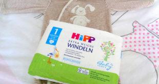 Hipp Windeln 310x165 - Baby-Windeln: Einwegwindeln überzeugen durch spezielle Saugkerne